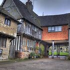 Leicester Square,Penshurst,Kent by brianfuller75