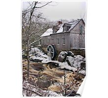 Sable River Mill Poster