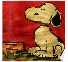 Hey Snoopy! Poster