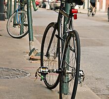 French Quarter Bicycle by Denice Breaux