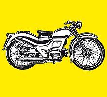 motorcycle classic by alvaroc