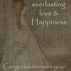 Wedding wishes for you by Coloursofnature