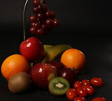 Still Life Fruit by Nick Martin