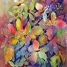 Floral Explosion by bevmorgan