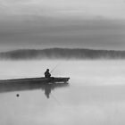 The Quiet Fisherman by Brian  Moriarty