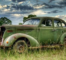Yesteryear - HDR by clydeessex