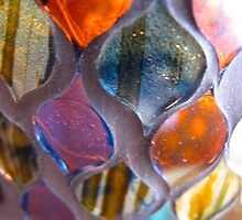 Bejewelled glass by MarianBendeth