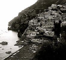 Enclave -Positano,Italia by CassandraLaine