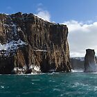 Neptune&#x27;s Bellows - Deception Island by Coreena Vieth