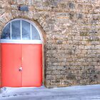 Red Door - Springtown, Texas by jphall