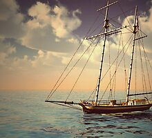 Voyage of the Cutter by jgrace