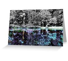 Reflections I Greeting Card