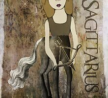 Sagittarius by Rookwood Studio ©