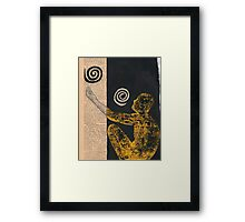 The Fate of the Artist Framed Print