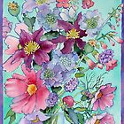 Summer Flowers 2 by Ann Mortimer