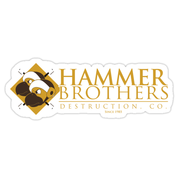 Hammer Bros by Jason Tracewell