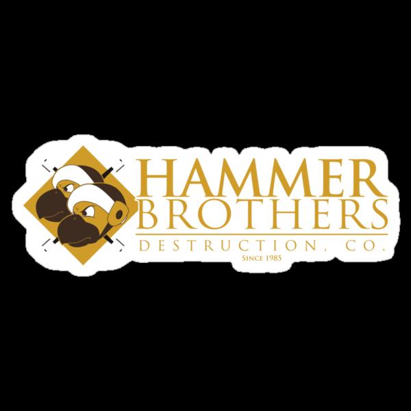 Hammer Bros by Jason Tracewell