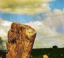 Avebury henge, Wiltshire, UK by buttonpresser