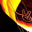 Balloon Peace by Carolyn Venditto