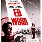 Ed Wood Poster by TrishaSwindell