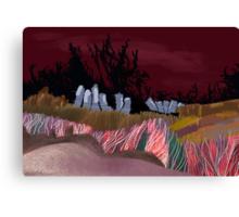 """""""Dawn Travelers""""  Canvas Print"""