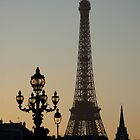 Eiffel Tower by DeviousRex