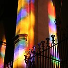 Natural play of light in the Cathedrale of Palma de Mallorca by Marlies Odehnal