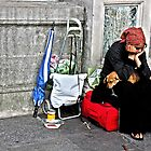 Homeless in Paris #2 by Craig DeRuyter