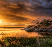 Wickedly Calm by Bob Larson