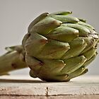 Vegetable: Artichoke by MissMoon2009