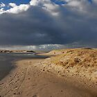 Dark sky above the North Sea by Adri  Padmos
