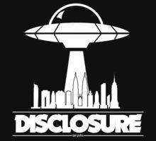 UFO disclosure by viperbarratt