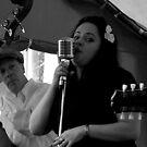 Nina's performance on Rock&Roll Street by patjila