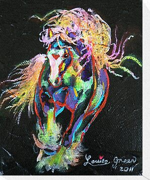 Wraggle Taggle Gypsy Cob by louisegreen