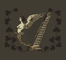 Irish Harp by ZugArt