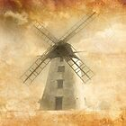 Windmill by Anki Hoglund