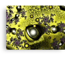 The Golden Mean Canvas Print