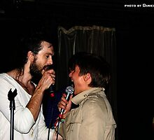 Edward Sharpe and The Magnetic Zero's by Daniel  Oyvetsky