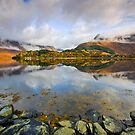 Scotland: Glencoe Reflections by Angie Latham