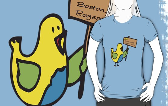 usa boston, ma tshirt by rogers bros by usaboston