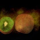 Kiwi Art by DottieDees
