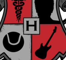 House Shield  Sticker