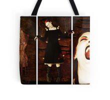 Hear My Scream Tote Bag