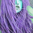  Cool Shock of Lavender by Sally O&#x27;Dell