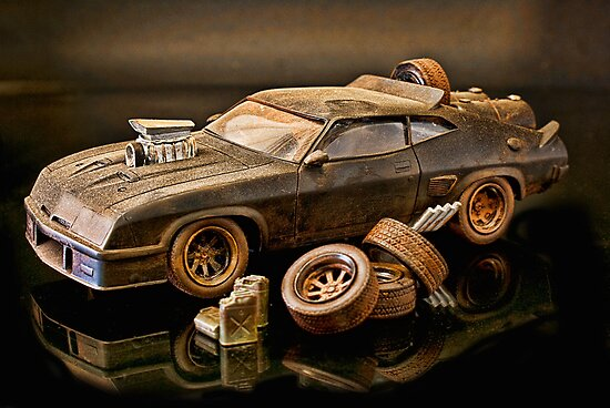 Mad Max Interceptor by ea-photos