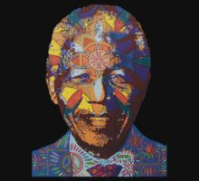 Mandela as Tshirt by karmym