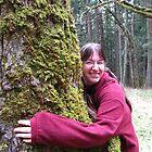 Every Hug is a good one! by Christina Herbert