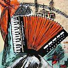 Concertina (1 print sold) by Pauline Marlo-Monten
