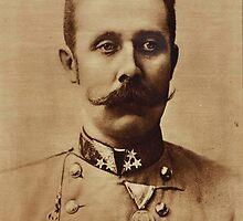 Archduke Franz Ferdinand by VintageImages