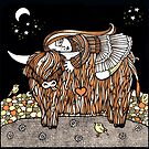 Hayleys Heeland Coo by Anita Inverarity